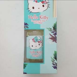 Hello Kitty Lemongrass & Citrus Reed Diffuser