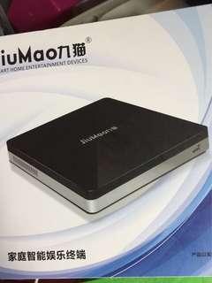 8核網絡無線4K安卓機頂盒