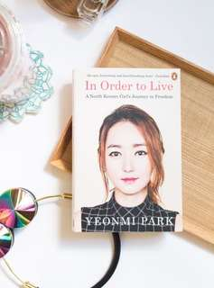 In Order To Live - Park Yeon Mi