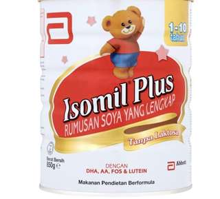 Isomil Plus 1-10 years old