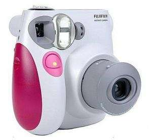 Instax Mini 7s Polaroid Camera (BN)