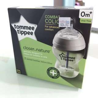Tommee Tippee Bottle Combat Colic (1 bottle)
