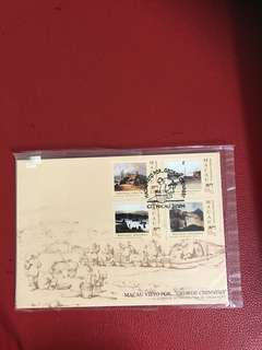 Macau FDC ac in pictures