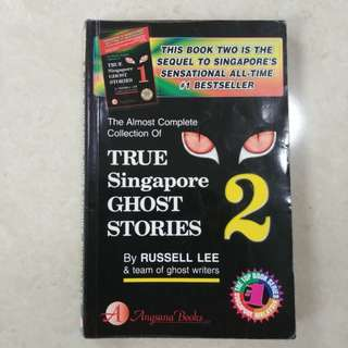 True Singapore Ghost Stories #2
