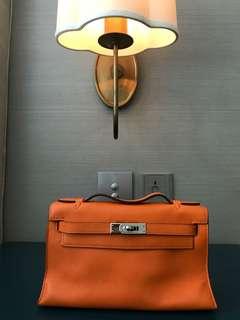 罕有Hermes Kelly handbag