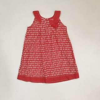 Monsoon dress 18-24M (P280)