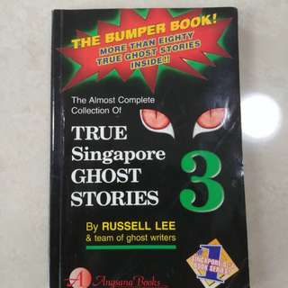 True Singapore Ghost Stories #3