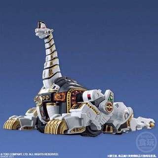行版 魂限定 BANDAI SUPER MINIPLA BRACHION 獸騎神 王者腕龍 超獸戰車合體大獸神 食玩 盒蛋