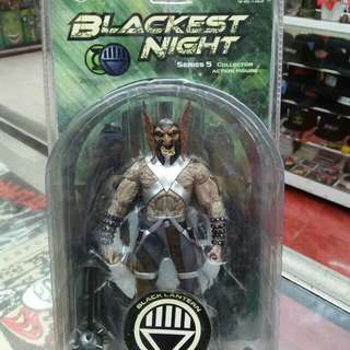 Blackest night / hawkman