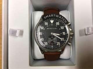 Michael Kors Leather Access smart watch