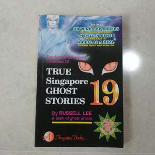 True Singapore Ghost Stories #19