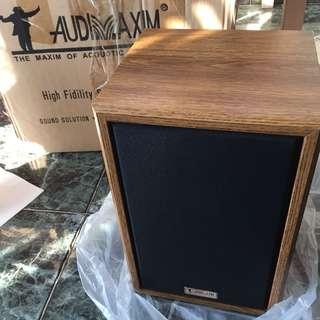 audimaxim 美國音樂大師音響音箱 gundo104 hifi speaker