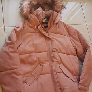 Woman's winter coat,