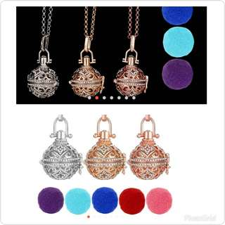 Essential Oils Necklace Diffusers