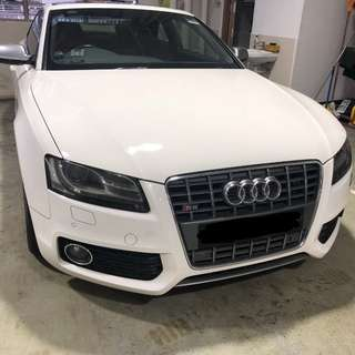 Audi S5 4.2A