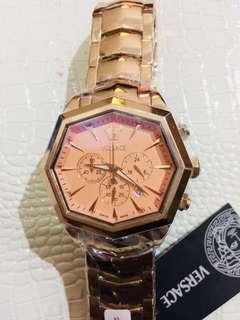 Dijual jam tangan merk versace