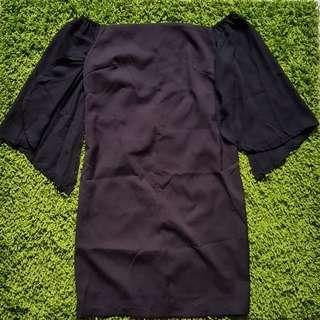 Black Fairy Dress (New)