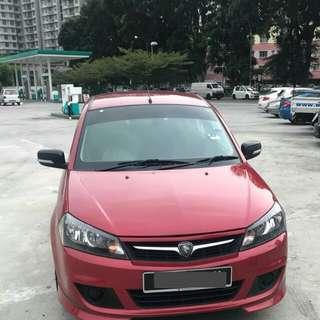 Proton Saga FLX sambung bayar