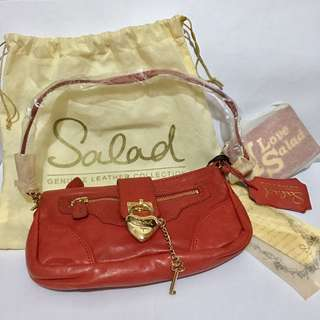 Salad Handbag 手袋 👜(全新連塵袋,未剪牌)