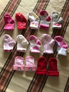 Baby socks -12 pairs