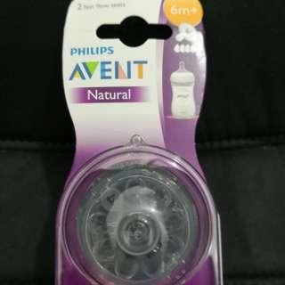 Avent Natural Teats