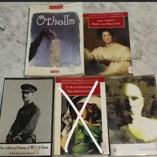 Literature Text/ Books