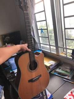 Takamine GD20CE-NS Acoustic Guitar