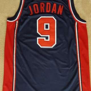 Team USA Jordan jersey