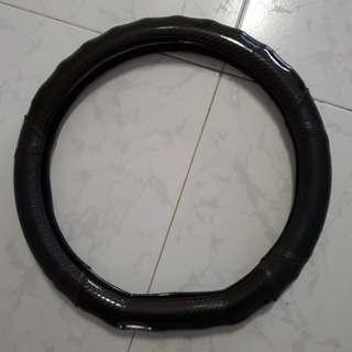 CF Steering Wheel Cover