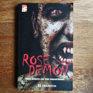 Rose Demon by RJ Ibrahim