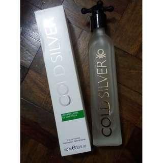 SALE Cold Silver perfume