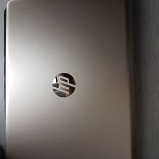 New HP Laptop with box and free gift