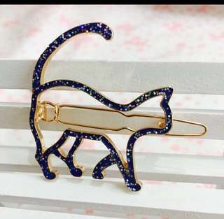 可愛貓貓髮夾
