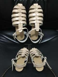 M&D Matchy Sandals