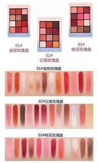 INSTOCK : HOLD LIVE COLOR SCHOOL CHARM EYESHADOW