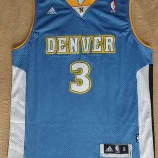 Allen Iverson Denver Nuggets Jersey