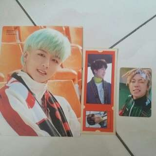 [WTT] SF9 MAMMA MIA! PHOTOCARDS