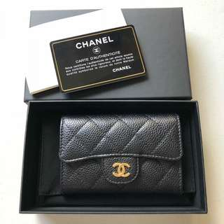 Chanel Classic Card Holder Series 24