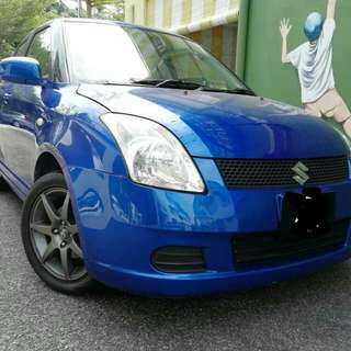 Suzuki Swift 1.5Auto 2011 Full spec