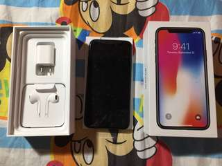 Iphone X 64gb Globelock