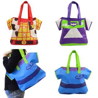 Toy story ecobag