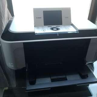 🈹️Canon Printer (PIXMA MP988) 多合一功能:打印掃描影印