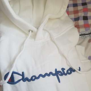 Champion hoodie size M 90%new