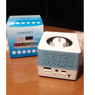 Speaker Bluetooth ISMART - BLUE