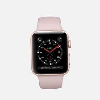 蘋果手錶Apple watch Series 3 • 98成新已激活