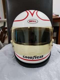 Alan Jones F1 Helmet Full Size
