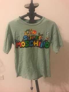 Moschino Women cotton T-shirt