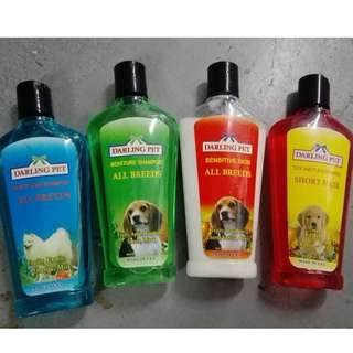 Darling pet shampoo