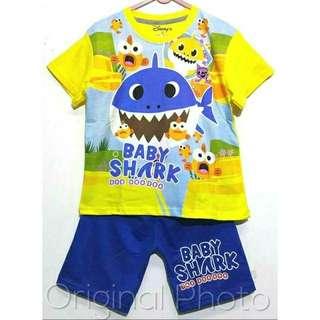 Baby Shark Doo Doo Size 1 2 3 4 5 6 7 8 9 10 Thn