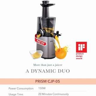 Juicer - Dynamic Duo